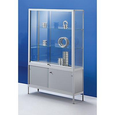 office akktiv Vitrine - modèle vitrine compartimentée