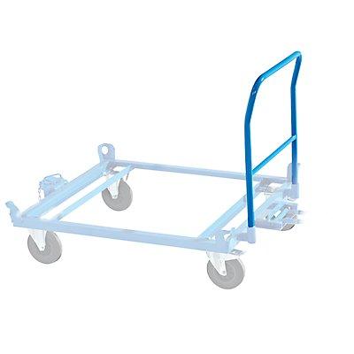 Schiebebügel, steckbar - für Fahrgestell - mit Querstange