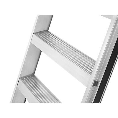 Hailo Stufen-Anlegeleiter, belastbar bis 225 kg