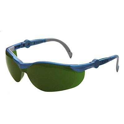 Schweißerschutzbrille CYCLE ERGONOMIC, Polycarbonat VE 3 Stk
