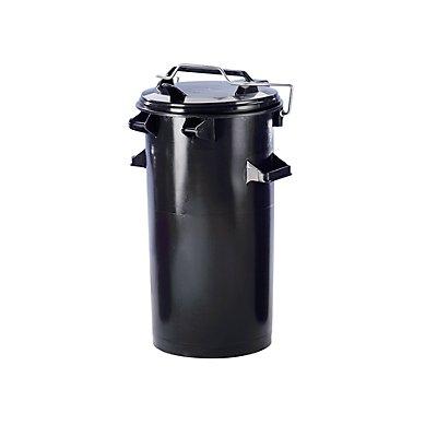 Poubelle en plastique - capacité 50 l