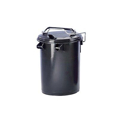 Poubelle en plastique - capacité 35 l