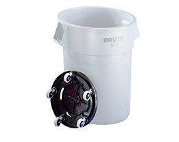Fahrgestell für Mehrzweckbehälter - Kunststoff - 5 Lenkrollen