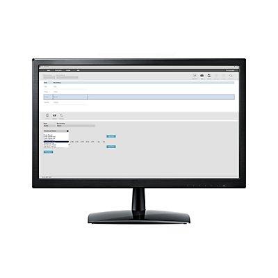 TM-PC Plus Software, für Zeiterfassungssystem erweiterte Zeitaufname