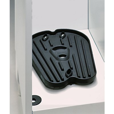 CP Schuhschale - aus Kunststoff - herausnehmbar