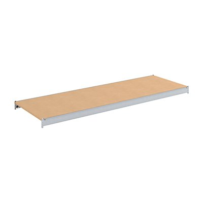 Zusatzfachebene - mit Traversen und Spanplatte - BxT 2250 (2 x 1125 mm) x 500 mm