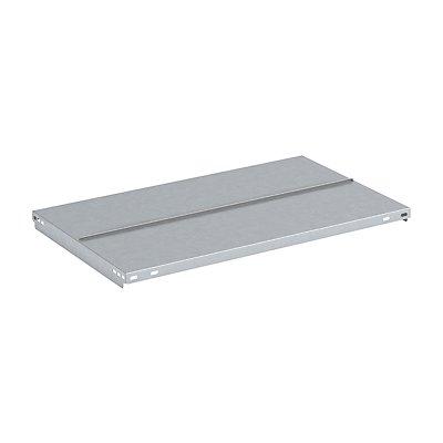 hofe Fachboden verzinkt, doppelseitig - für Leichtschraubregal - Breite x Tiefe 1000 x 600 mm