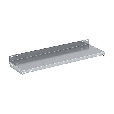Fachboden für Aktenschraubregal - verzinkt - Breite x Tiefe 1000 x 300 mm