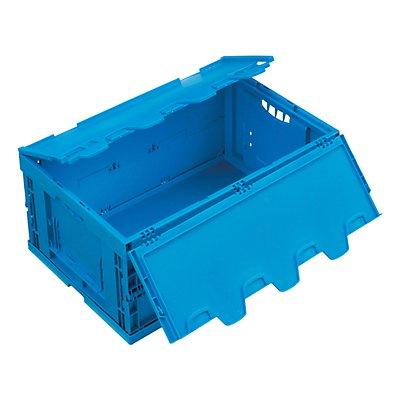 WALTHER Faltbox aus Polypropylen - Inhalt 49 l