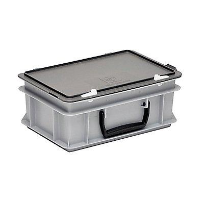 utz Mehrzweckkoffer - Inhalt 5 l, Außenmaße LxBxH 300 x 200 x 130 mm