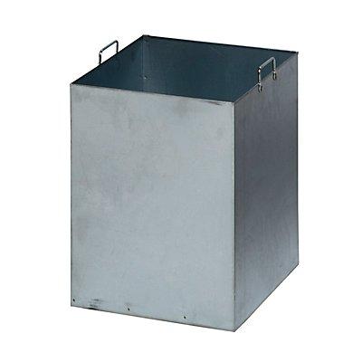 Inneneimer für Ascher - für 430 x 430 mm - verzinkt