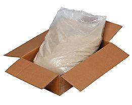Sable pour cendriers, 25 kg en carton