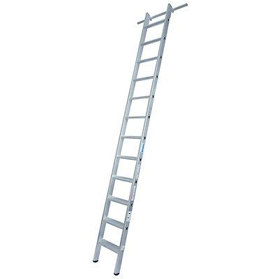 Stufen-Regalleiter, einhängbar, 1 Paar Einhängehaken