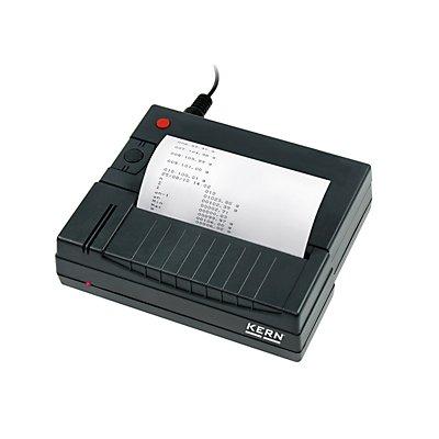 Kern & Sohn Statistik-Drucker - mit Datum und Uhrzeit, 230 V