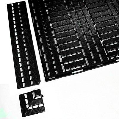 COBA Randleiste - LxB 125 x 600 mm, VE 10 Stück