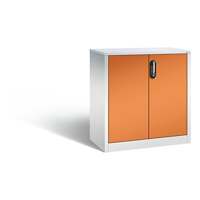 CP ACURADO Akten-Sideboard, 2 Ordnerhöhen, HxBxT 1000 x 930 x 500 mm