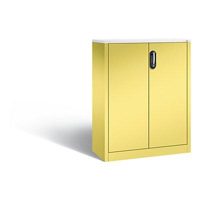 CP ACURADO Akten-Sideboard, 3 Ordnerhöhen, HxBxT 1200 x 930 x 400 mm