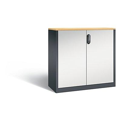 CP ACURADO Akten-Sideboard, 3 Ordnerhöhen, HxBxT 1200 x 1200 x 500 mm
