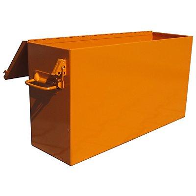 Greifzugbox, orange