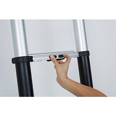 Teleskop-Anlegeleiter, Smart Up Pro