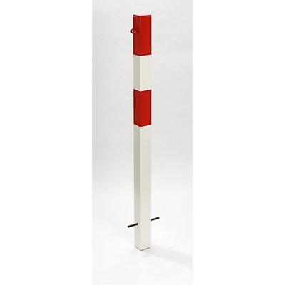 MORAVIA Sperrpfosten - zum Einbetonieren, 70 x 70 mm