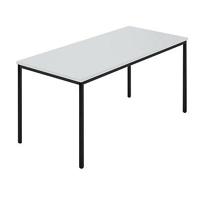 Rechtecktisch, Vierkantrohr - 1500 x 800 mm