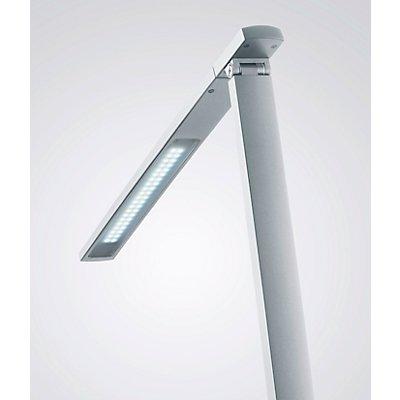Hansa LED-Schreibtischleuchte VARIO PLUS - mit USB-Anschluss für Mobilgeräte