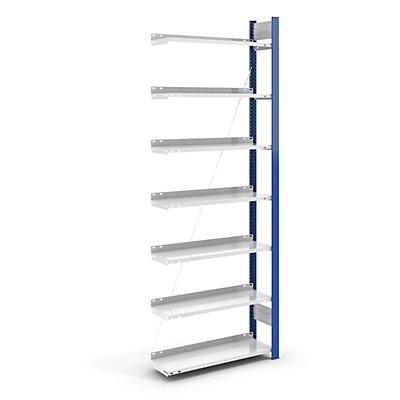 hofe Akten-Steckregal ohne Rückwand - Regal, einseitig, Höhe 2350 mm