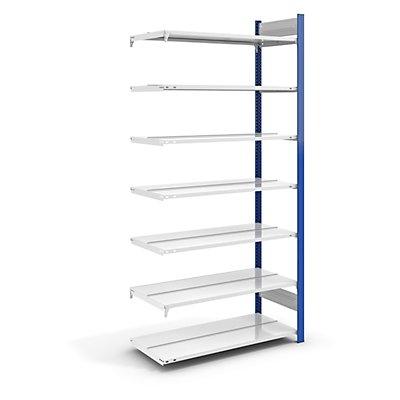 hofe Akten-Steckregal ohne Rückwand - Regal, doppelseitig, Höhe 2350 mm