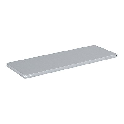 hofe Stahlfachboden, Traglast 125 kg - verzinkt - BxT 1000 x 800 mm