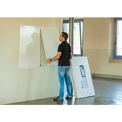Rocada Whiteboard-Modul - 1000 x 1500 mm - beliebig erweiterbar