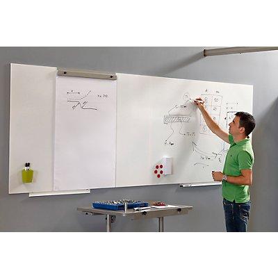 Rocada Whiteboard-Modul - 750 x 1150 mm - beliebig erweiterbar