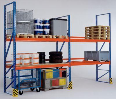 Palettenregal-Stützrahmen, Traglast max. 10000 kg - Stützrahmenhöhe 4905 mm