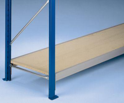 Weitspannregal-Fachebene, mit Spanplatteneinlagen 19 mm - Traversenlänge 2100 mm