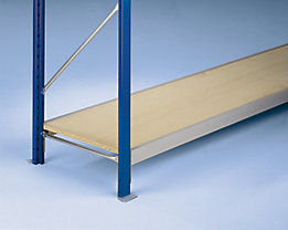 Fußplatte - VE 4 Stk, verzinkt