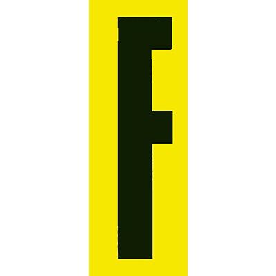 Schriftzeichenset - HxB 56 x 21 mm, 10 Karten