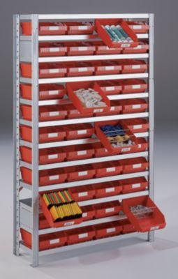 Steckregal für Regalkästen - HxB 2100 x 1000 mm