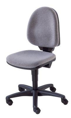 Topstar Standard-Drehstuhl - ohne Armlehnen, Rückenlehne 450 mm