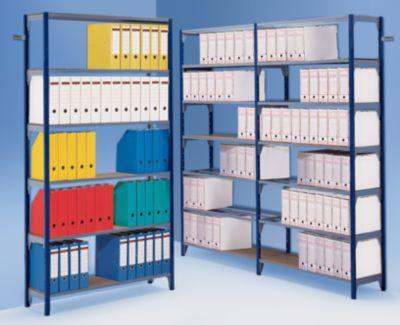 Archivregal - HxBxT 2000 x 1000 x 300 mm