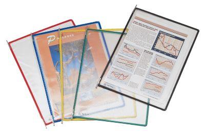 Tarifold Klarsichttafel - VE 10 Stk, für DIN A4