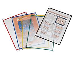 Tarifold Pochette transparente - lot de 10, pour format A4