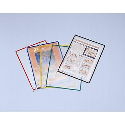Tarifold Klarsichttafel - VE 10 Stk, für DIN A5