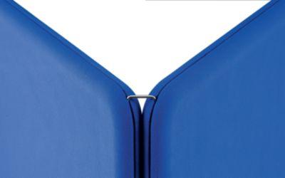 Trennwandelement in Wellenform - für Gesamthöhe von 1.460 bis 1.600 mm