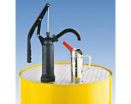 Pompe manuelle - pour liquides agressifs