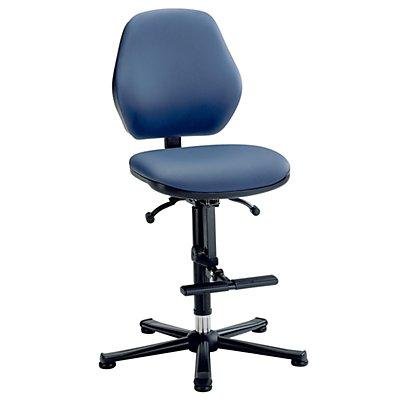bimos chaise d 39 atelier contact permanent avec patins et repose pieds. Black Bedroom Furniture Sets. Home Design Ideas