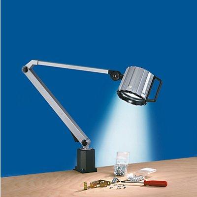 Lampe à bras articulé - lampe halogène articulée - avec ampoule halogène bas voltage