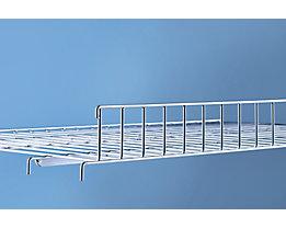 RIMO Auflagegitter - mit Abkantung verzinkt - 960 x 700 mm