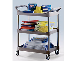 Rubbermaid Chariot multi-usages - force totale 90 kg