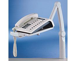 Bras-support pour téléphone - pivotant de 360°