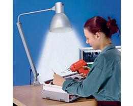 Lampe articulée E27 - protection IP54 contre la poussière et les projections d'eau